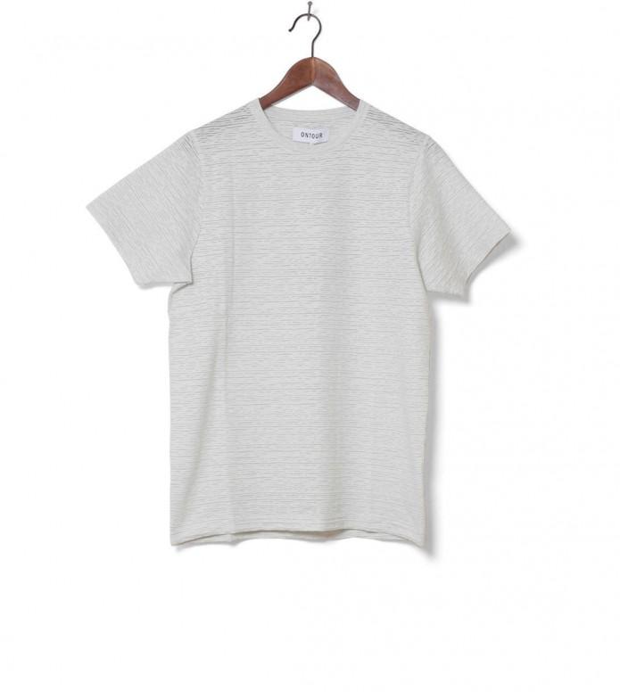 Ontour T-Shirt Foam blue ice sky XL