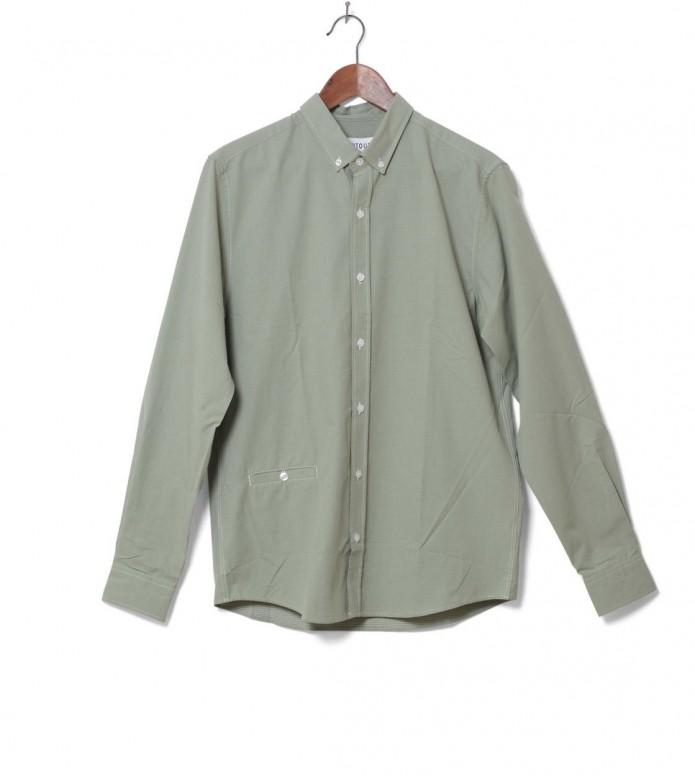 Ontour Shirt Around green mint M