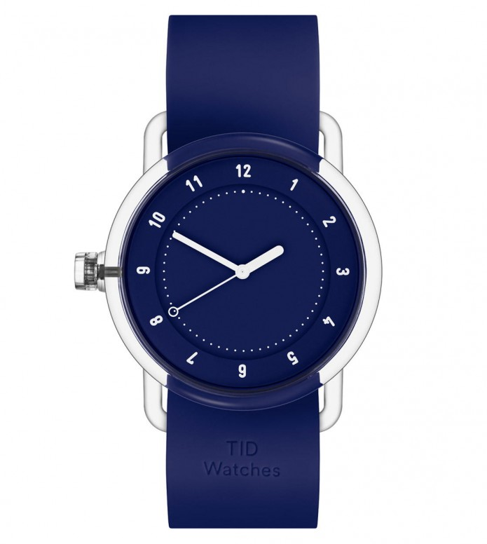 Tid TID Watch No.3 TR90 blue/blue/clear