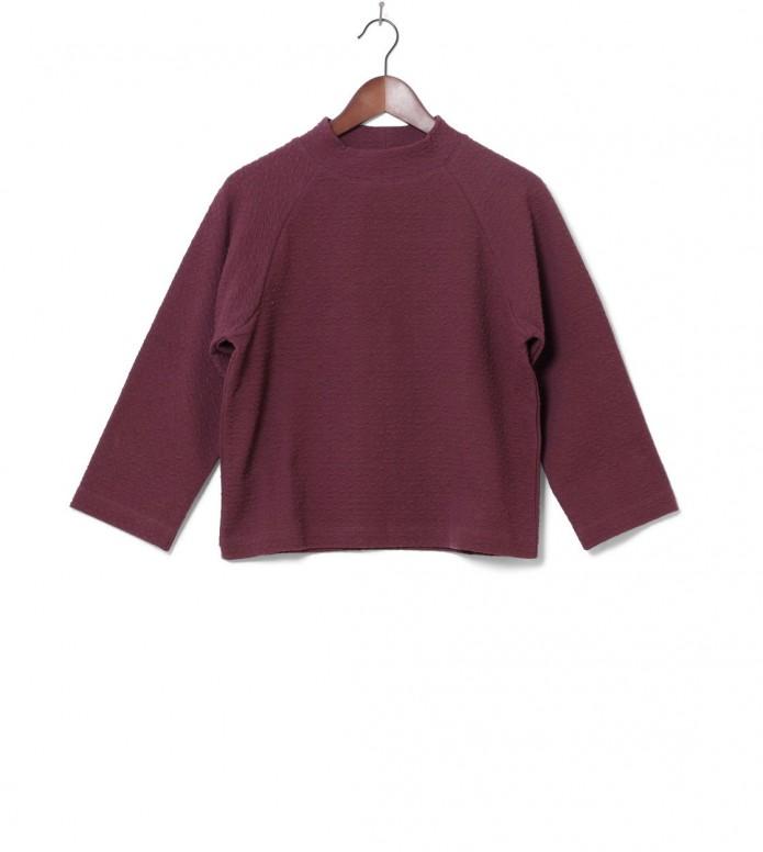 Selected Femme Pullover SFart purple mauve wine S