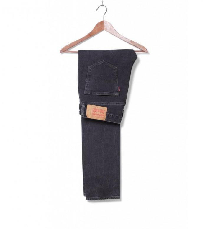 Levis Levis Jeans 501 Skinny grey side by side