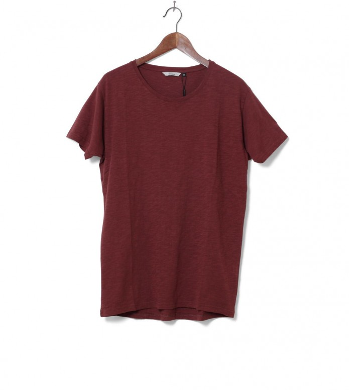Revolution T-Shirt 1010 red bordeaux XL
