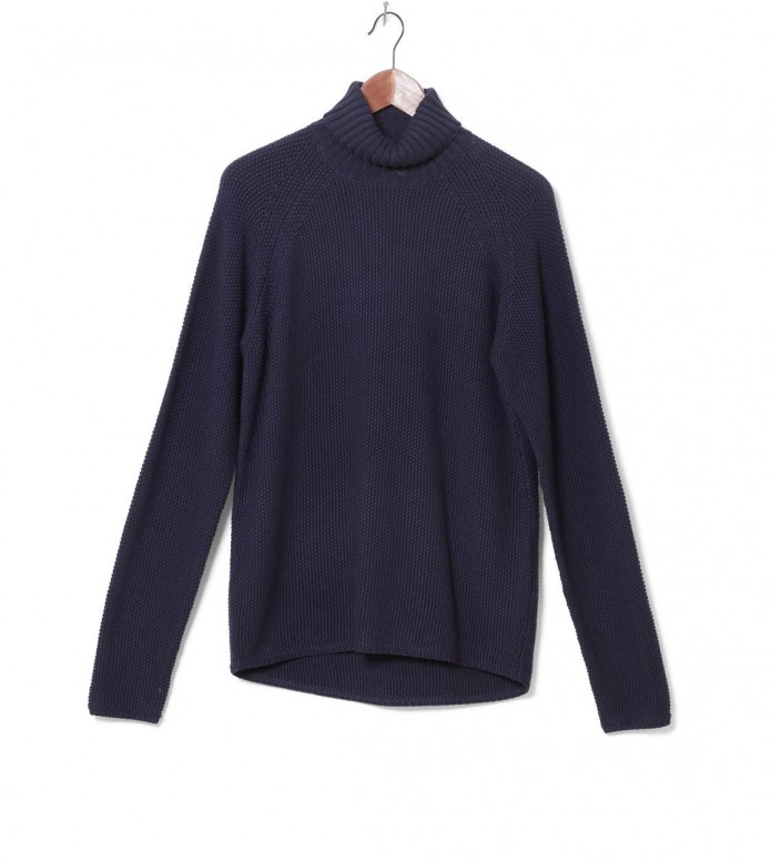 Revolution Knit Pullover 6463 blue navy L