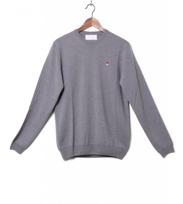 Ontour Ontour Pullover Clean grey rock