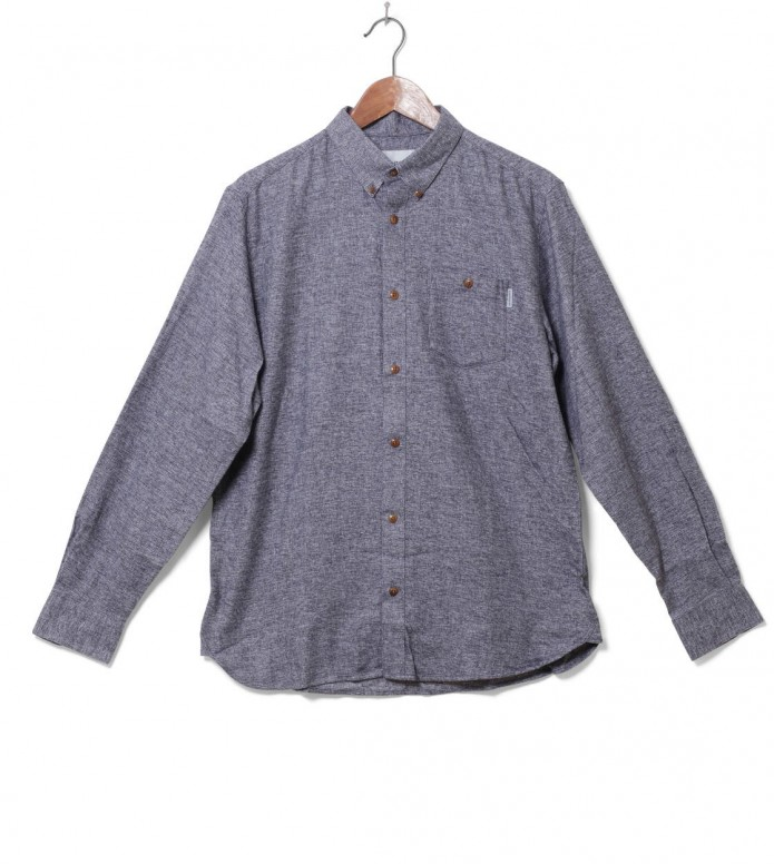 Carhartt WIP Shirt Cram blue dark navy M