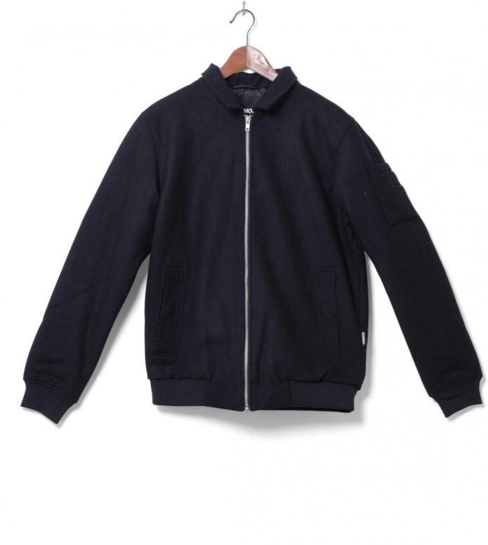Wemoto Wemoto Winterjacket Gawler blue navy
