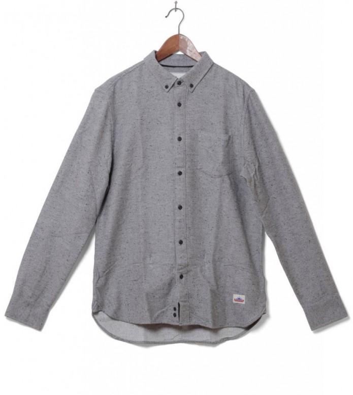Penfield Shirt Ridgley grey L