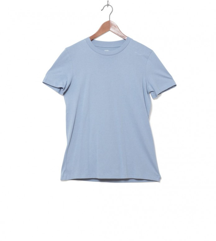 Selected Femme T-Shirt Sfmy Perfect blue faded denim L
