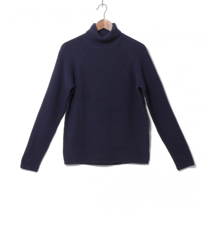 Revolution Knit Pullover 6463 blue navy S