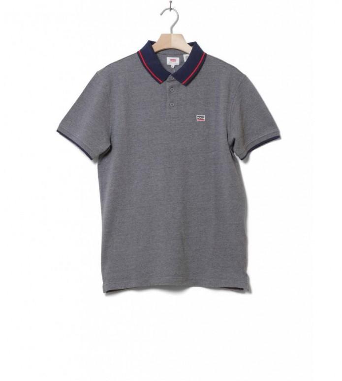 Levis Polo Breaker Logo grey sportswear M