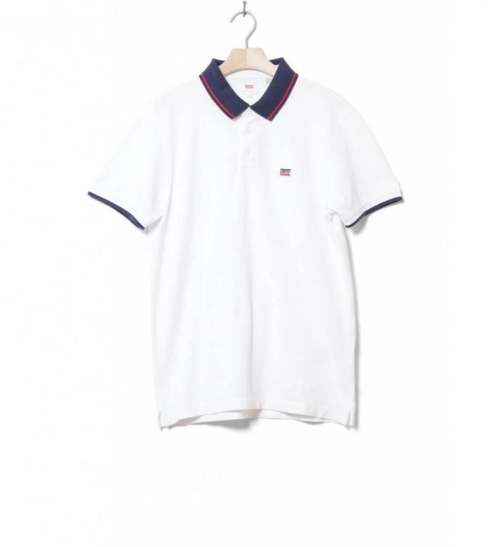 Levis Polo Breaker Logo white sportswear XL