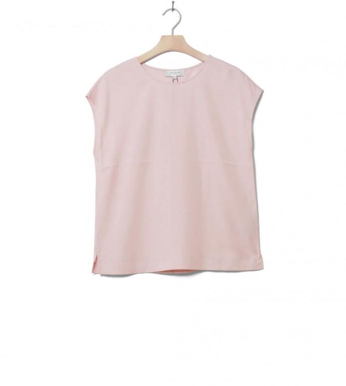 Selected Femme Top Sfzoe pink sepia rose L