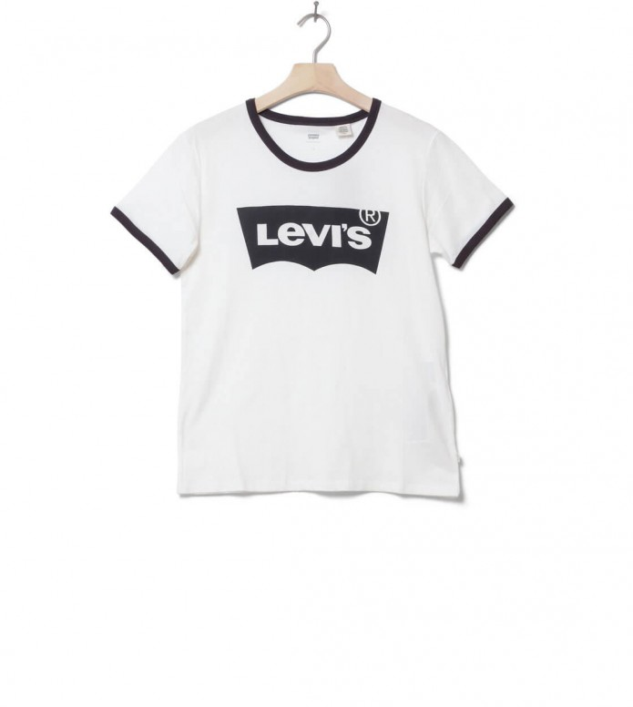 Levis W T-Shirt Perfect Ringer white better ringer hous XS