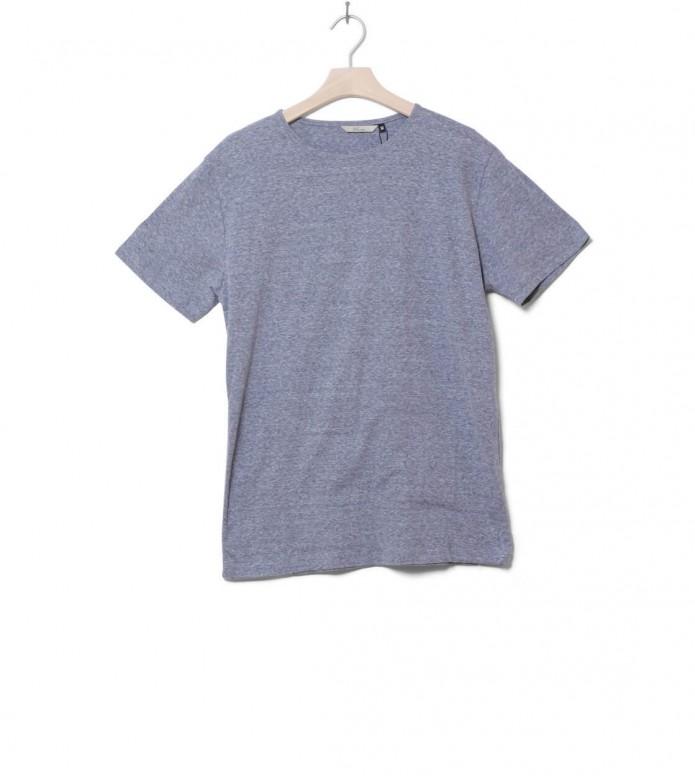 Revolution T-Shirt 1001 blue navy-melange