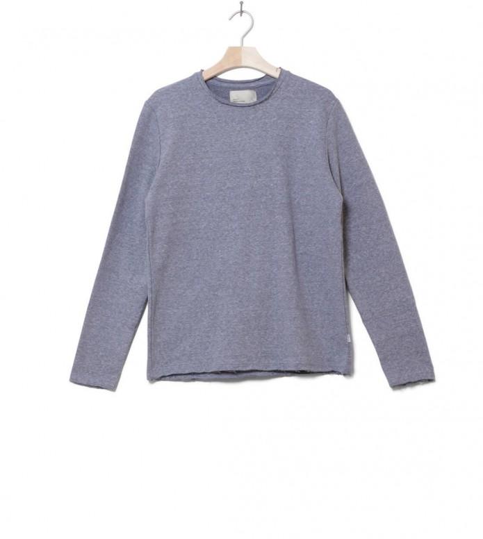 Revolution Sweater 2003 blue navy-melange XL