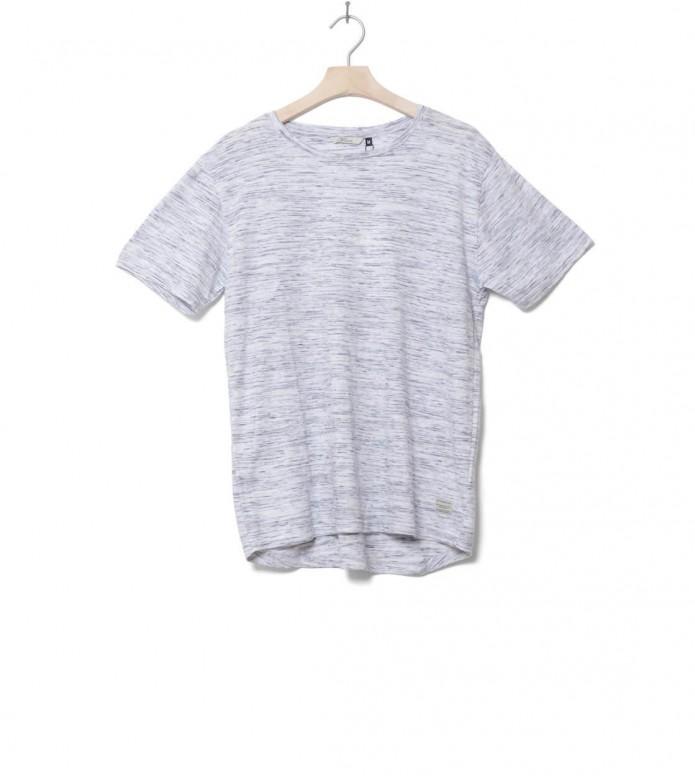 Revolution T-Shirt 1932 blue offwhite S