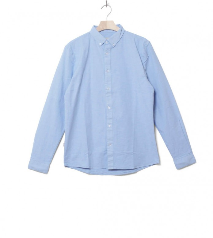 Revolution Shirt 3004 blue light XL