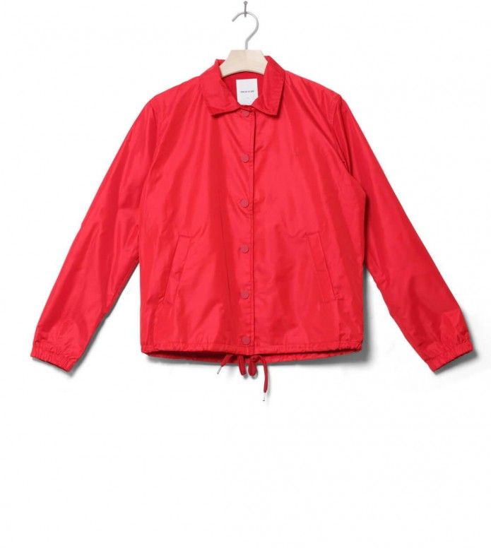 Wood Wood W Jacket Beverly red S