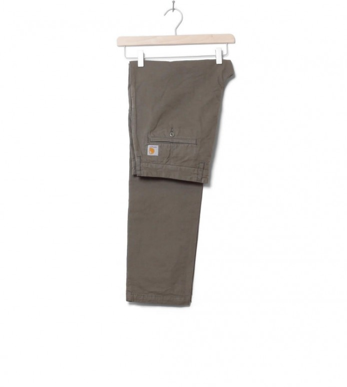 Carhartt WIP Pants Johnson Midvale green moor 34/32