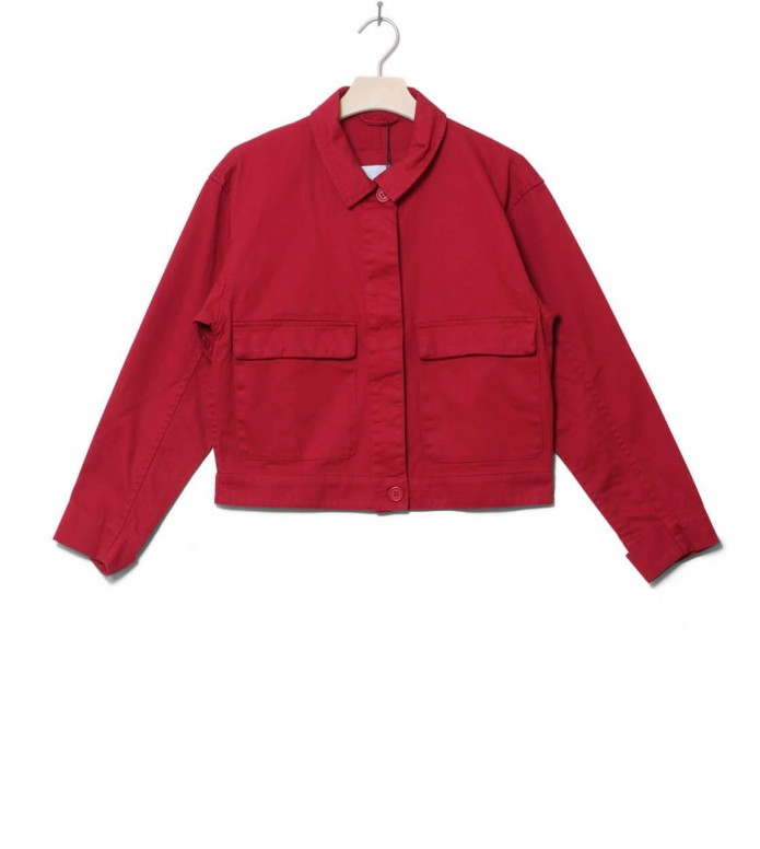 Selfhood W Jacket 77084 red S