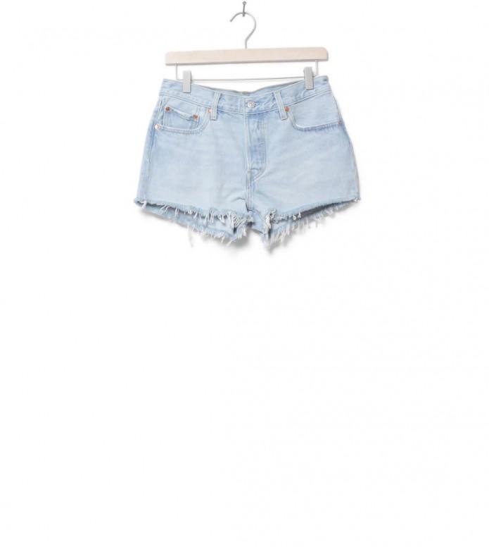 Levis W Shorts 501 blue bowie