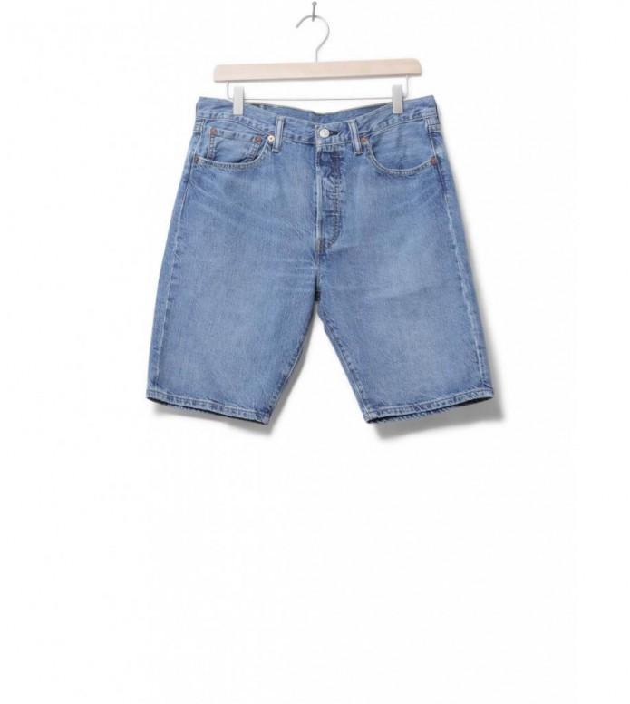 Levis Shorts 501 Hemmed blue livin easy 31
