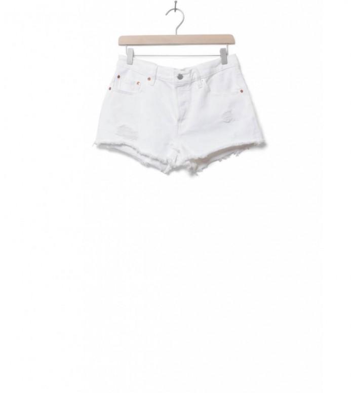 Levis W Shorts 501 white super sonic 27