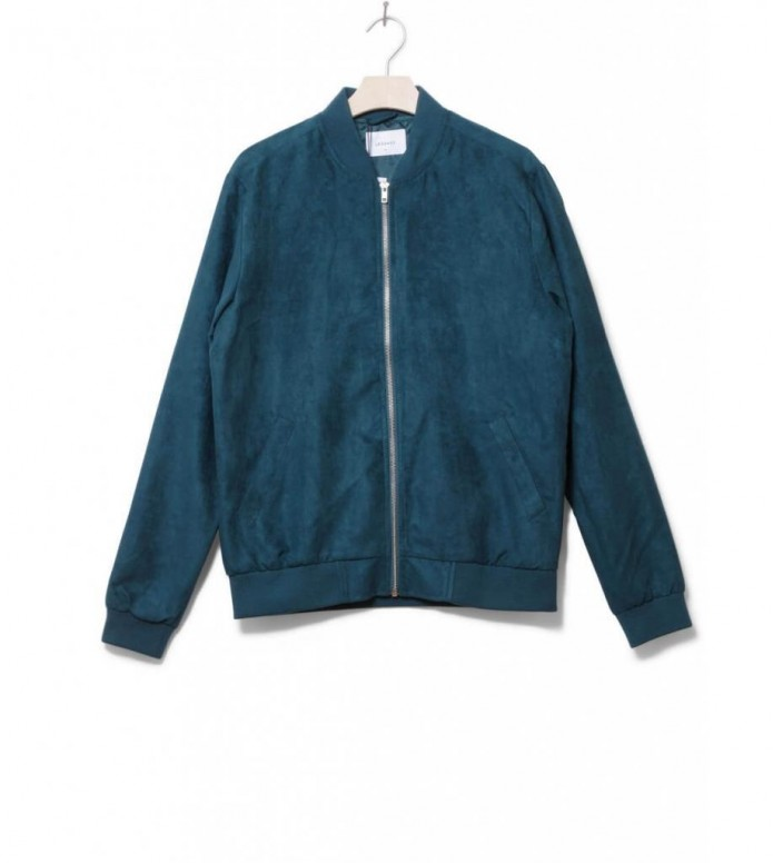 Legends Bomberjacket Flores green bottle S