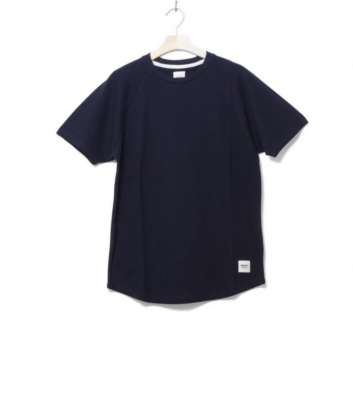 Wemoto T-Shirt Arthur blue navy S