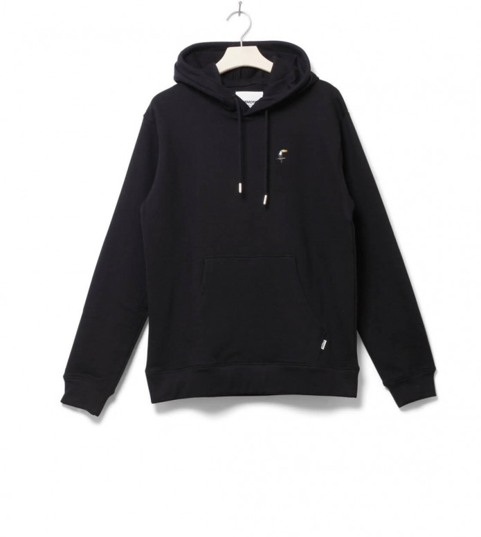 Wemoto Sweater Toucan black S