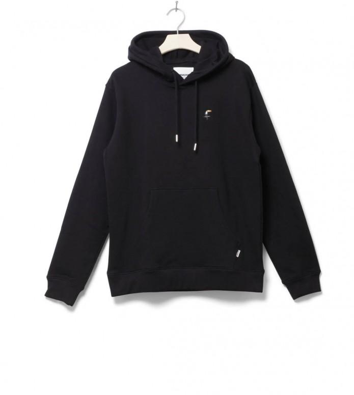 Wemoto Sweater Toucan black S