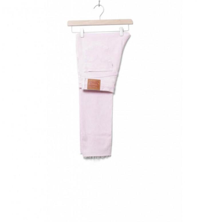 Levis W Jeans 501 Skinny pink acid light lilac 27/28