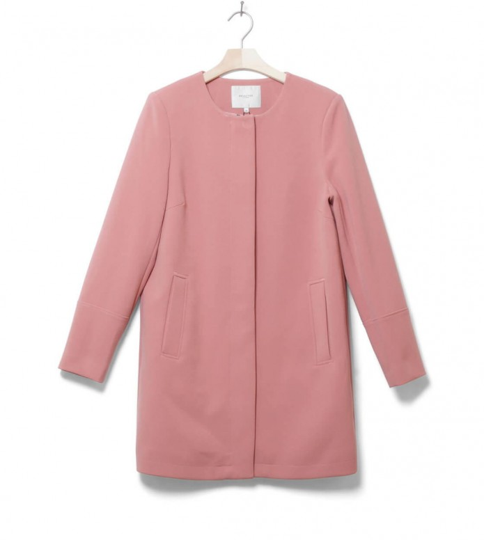 Selected Femme Jacket Sfvento pink ash rose XS