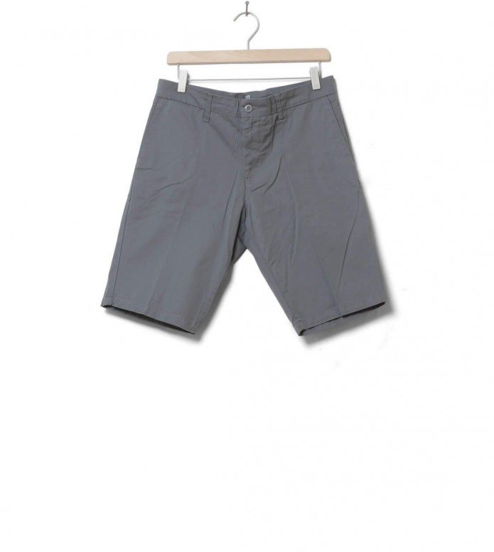 Carhartt WIP Shorts Sid Trabuco grey tin rinsed 30