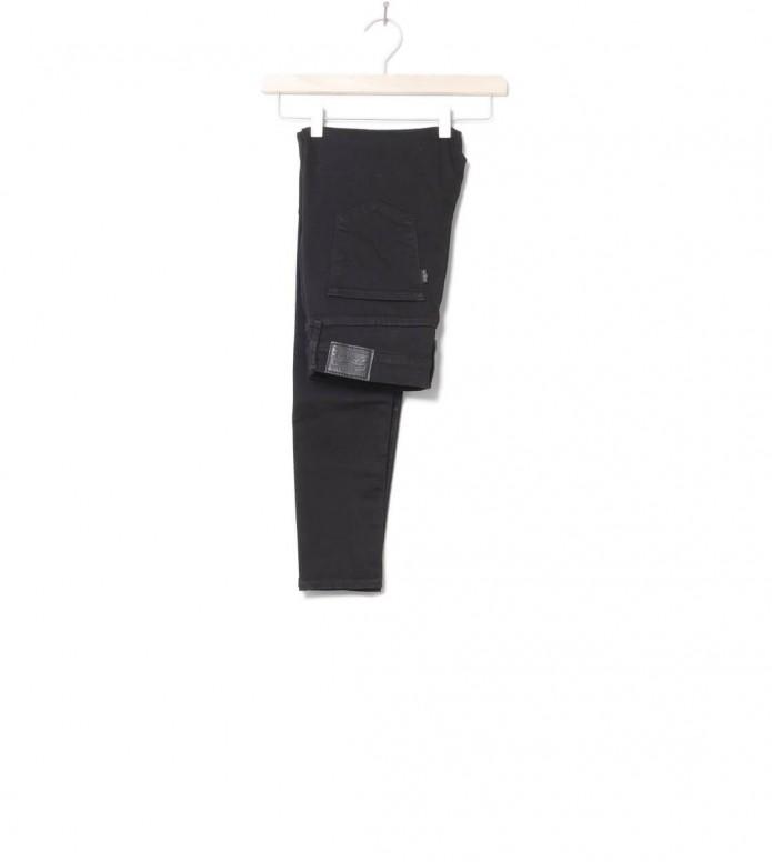 Levis W Jeans 720 High Rise Super Skinny black galaxy 27/28