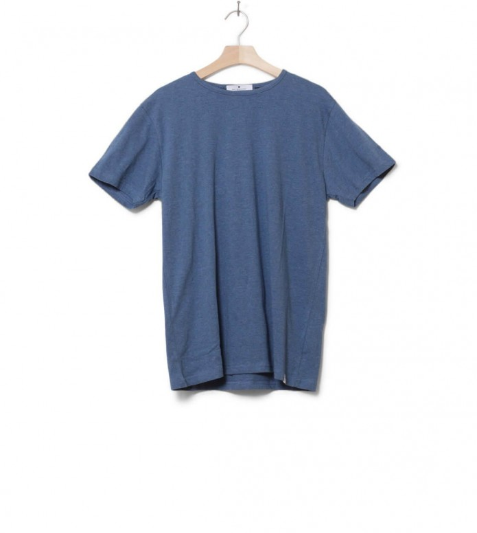 Revolution T-Shirt 1001 blue melange S