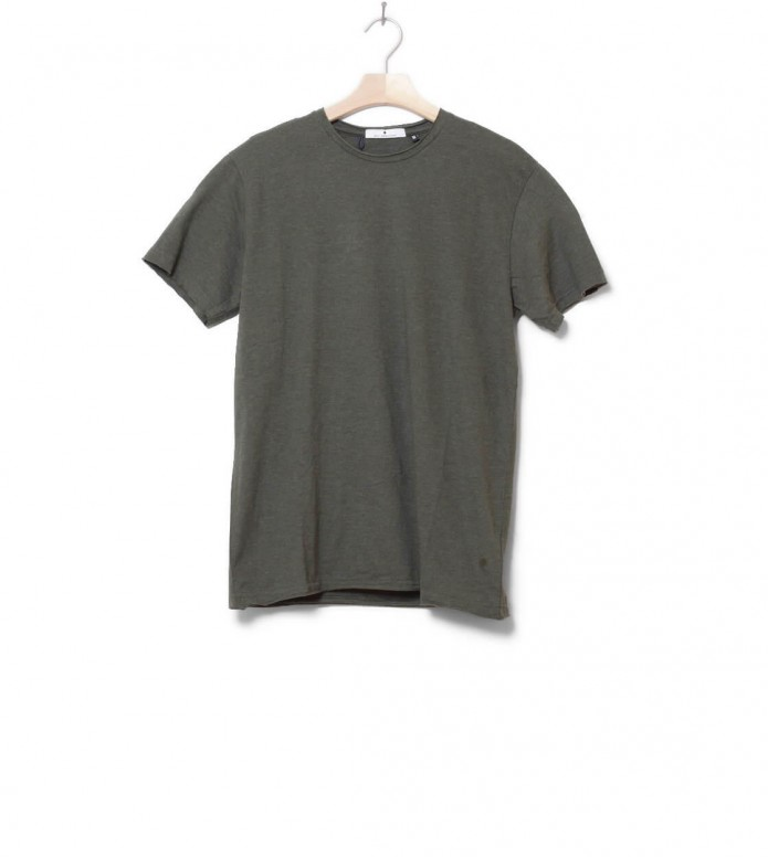 Revolution T-Shirt 1003 green army melange S