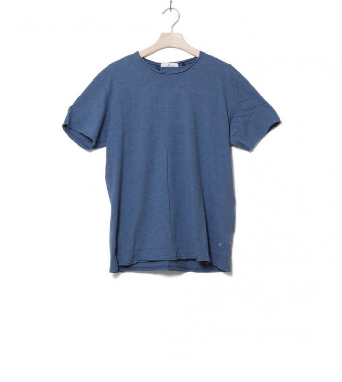 Revolution T-Shirt 1003 blue melange S