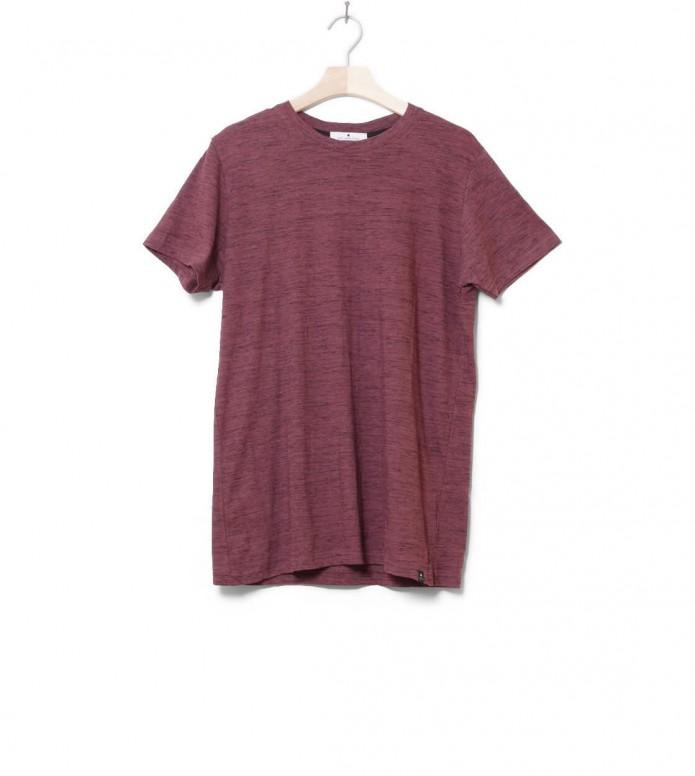 Revolution T-Shirt 1014 red bordeaux XL