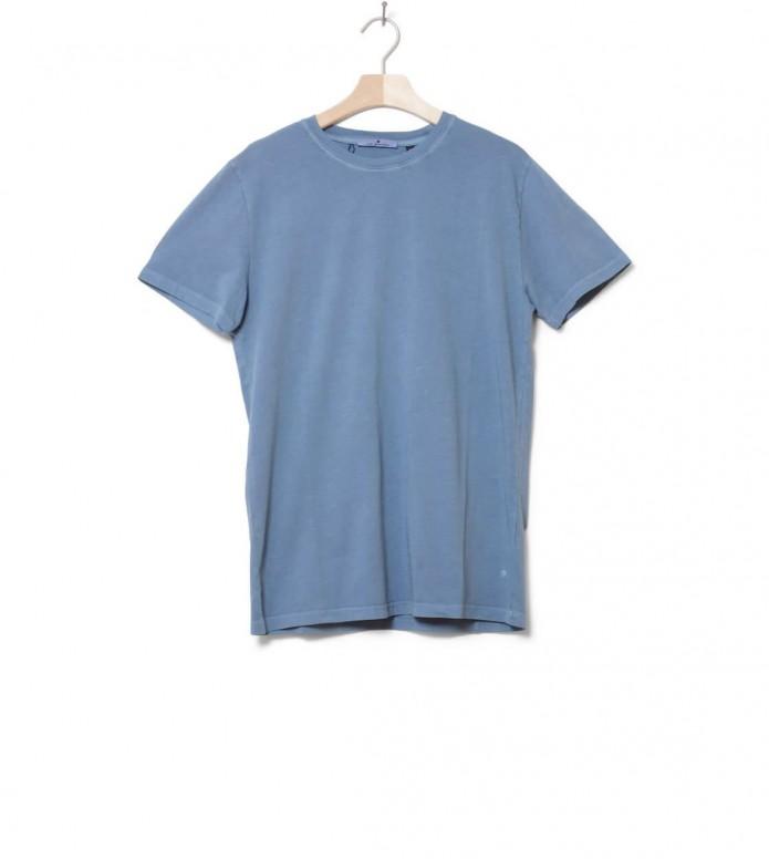 Revolution T-Shirt 1015 blue dust