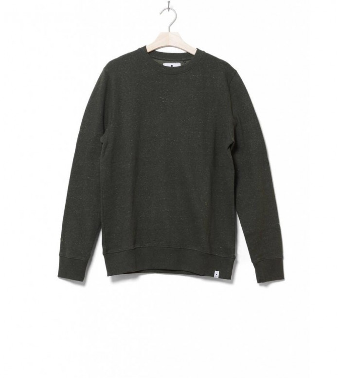 Revolution Sweater 2008 green army