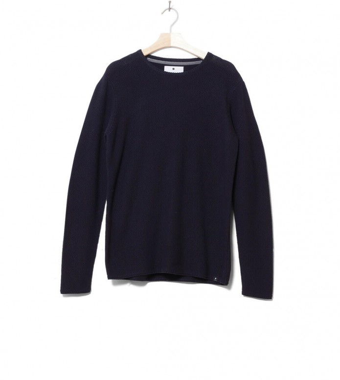 Revolution Knit Pullover 6007 blue darknavy S