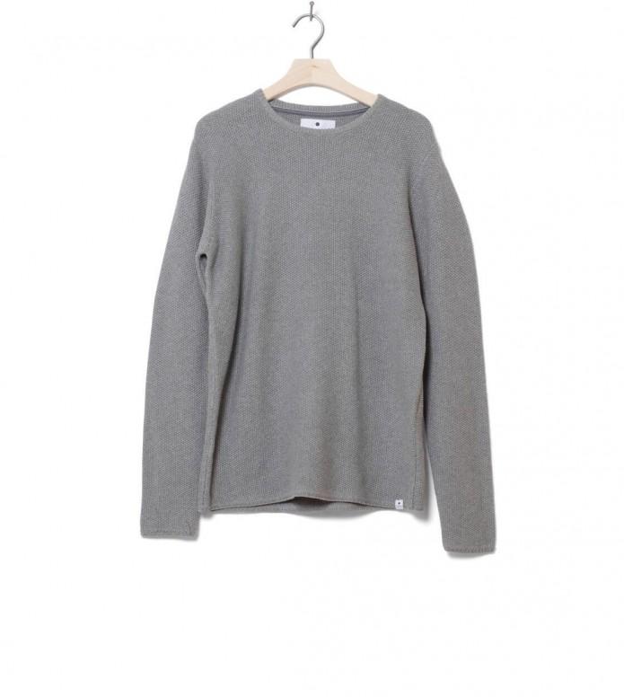 Revolution Knit Pullover 6007 grey