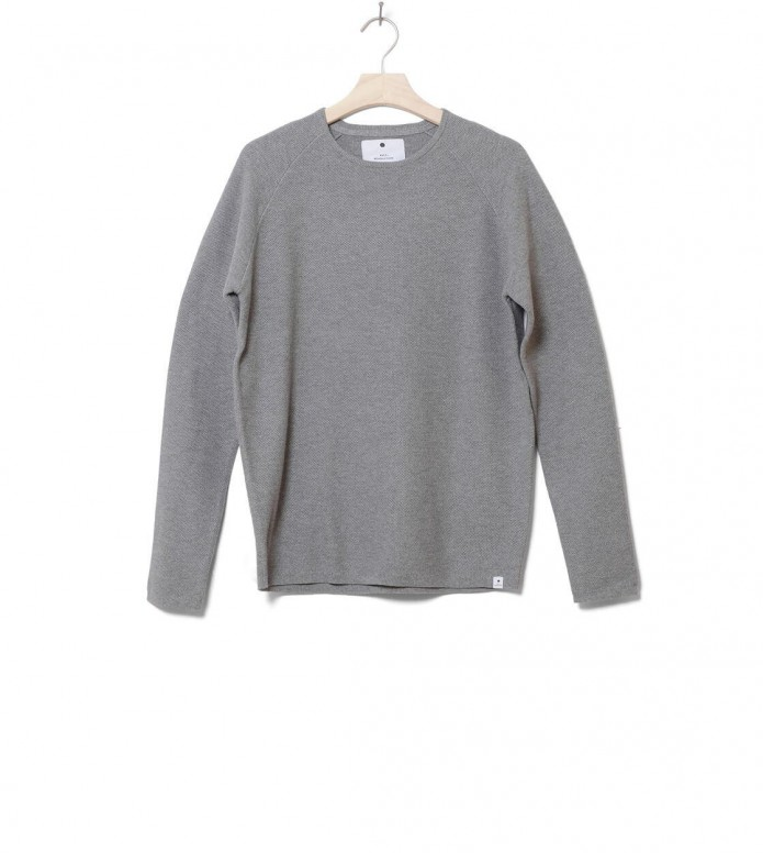 Revolution Knit Pullover 6008 grey L