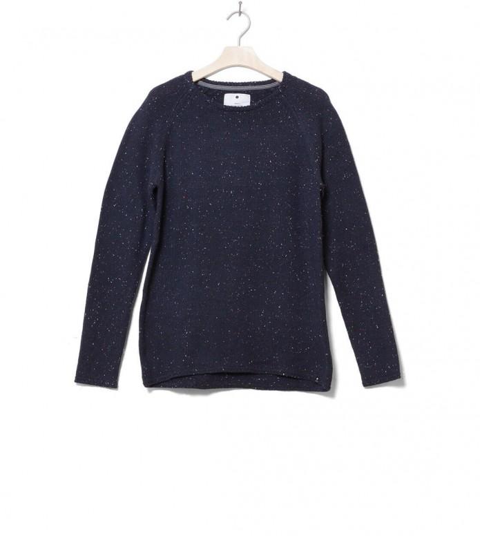Revolution Knit Pullover 6478 blue navy