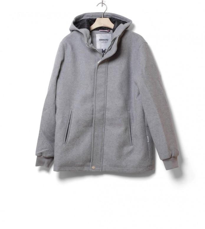 Wemoto Winterjacket Dust grey heather S