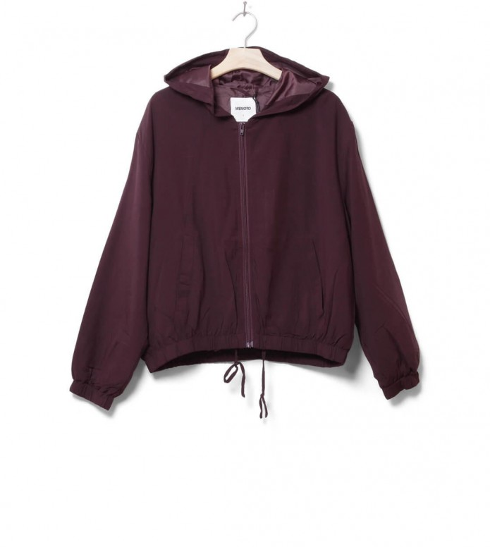 Wemoto W Jacket Silvam red burgundy XS