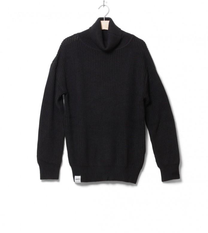 Wemoto W Pullover Finja black S