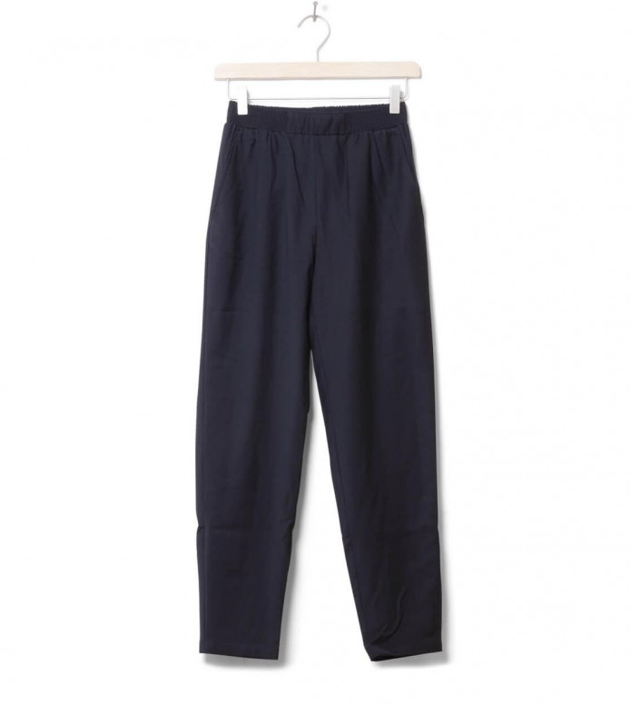 Wemoto W Pants Iris blue navy XS