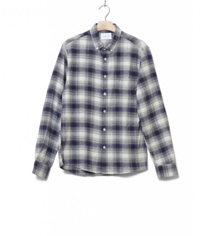 Legends Shirt Willimon blue white check S